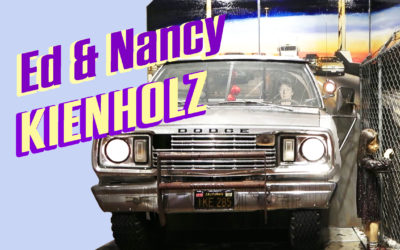 NANCY & EDWARD KIENHOLZ
