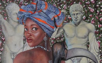 Un autre récit d'Amazones les mi no du Dahomey
